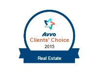 Real Estate Lawyer Client Choice 2015